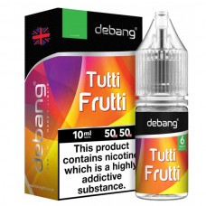 Debang Tutti Fruitty 18mg E-Liquid 10ml LIQUIDS