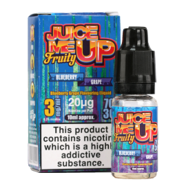 Juice Me Up Blueberry Grape Sub Ohm E-Liquid LIQUIDS