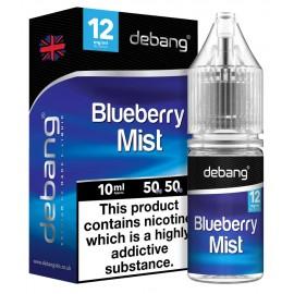 Debang Blueberry Mist E-Liquid 10ml LIQUIDS