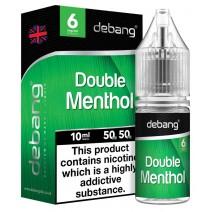 Debang Double Menthol E-Liquid 10ml