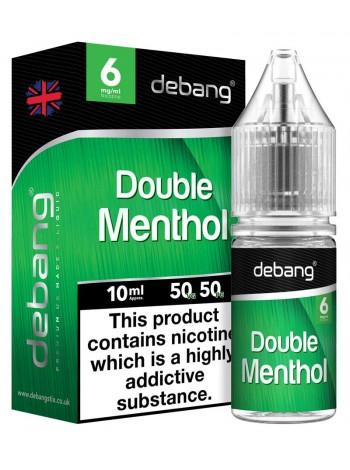 Debang Double Menthol E-Liquid 10ml LIQUIDS
