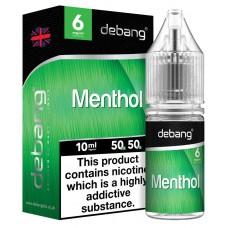 Debang Menthol E-Liquid 10ml LIQUIDS