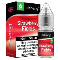Debang Strawberry Fields E-Liquid 10ml