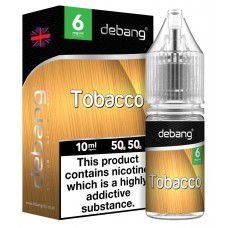 Debang Tobacco E-Liquid 10ml LIQUIDS