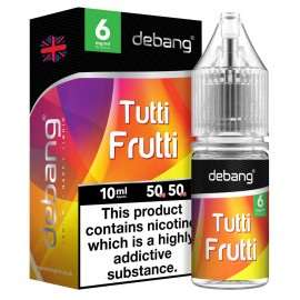 Debang Tutti Fruitty E-Liquid 10ml LIQUIDS