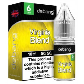 Debang Virginia Blend E-Liquid 10ml LIQUIDS