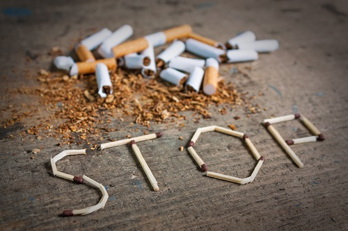 Give up Smoking this Stoptober