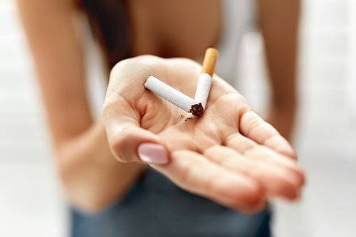 Give up Smoking for Good this Stoptober